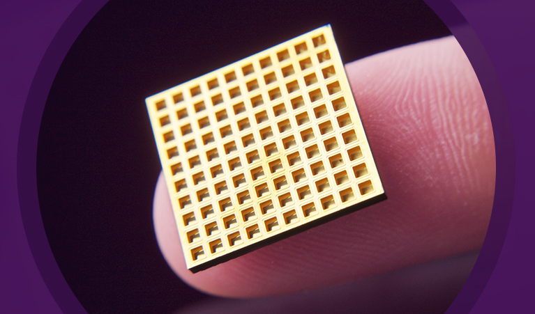 The tiny drug delivery microchip