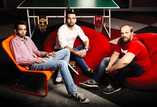 MavenHut's Founders