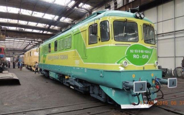 Biodisel locomotive