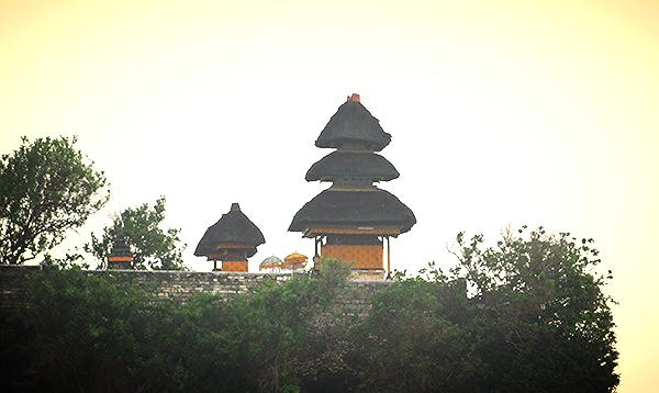 Uluwatu Temple–Pura Luhur Uluwatu