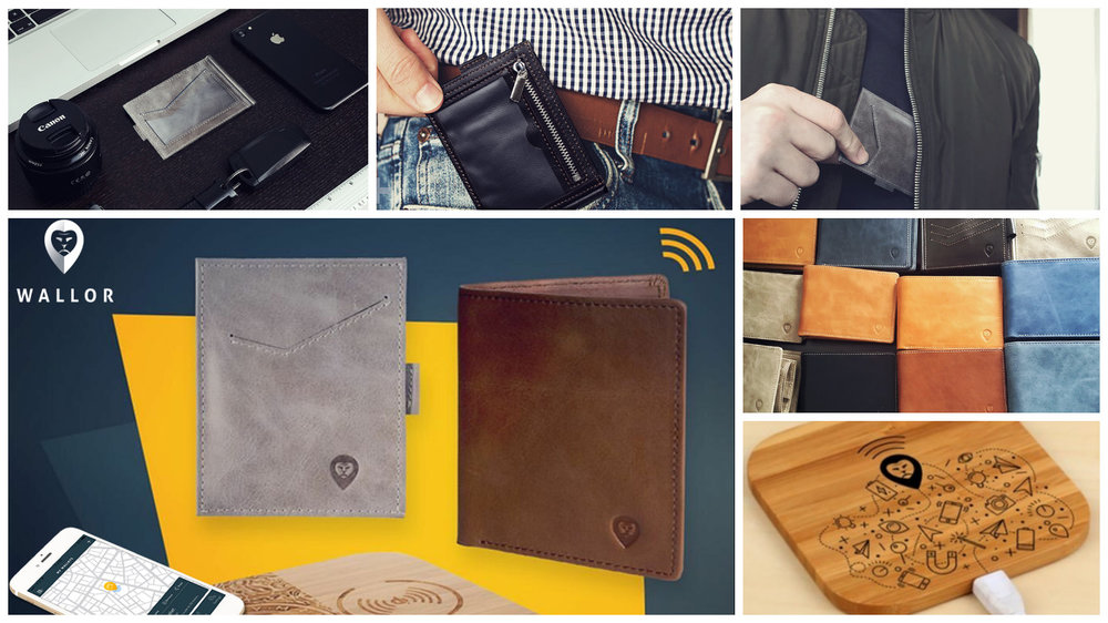 wallor smart wallet