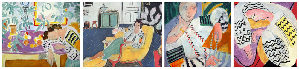The Romanian IA as seen by Henri Matisse