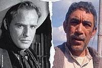 Rebels: Marlon Brando & Anthony Quinn
