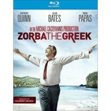 Zorba the Greek on Blu-Ray