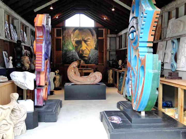 The Anthony Quinn Scholarship ProgramOrganized as a vehicle to perpetuate Anthony Quinn's vision for an art conscious society, the Anthony Quinn Foundation Scholarship Program raises and distributes funds for arts education. -