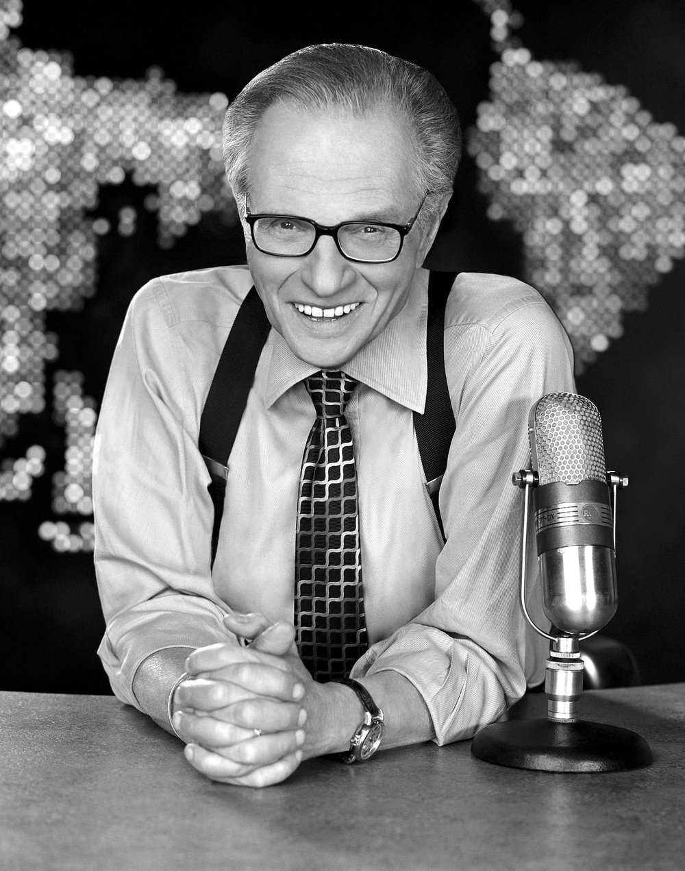 The 2015 Anthony Quinn Foundation AwardLarry King -