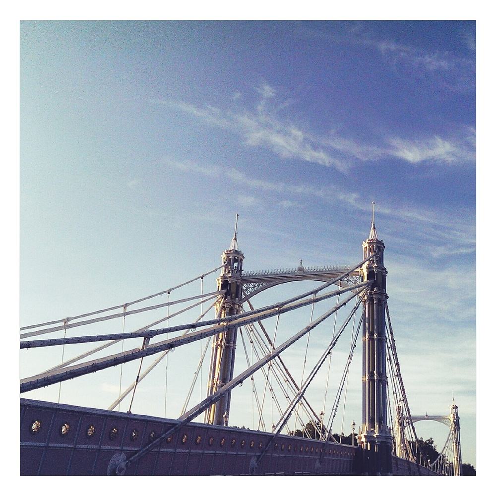 blue sky run - rubelle