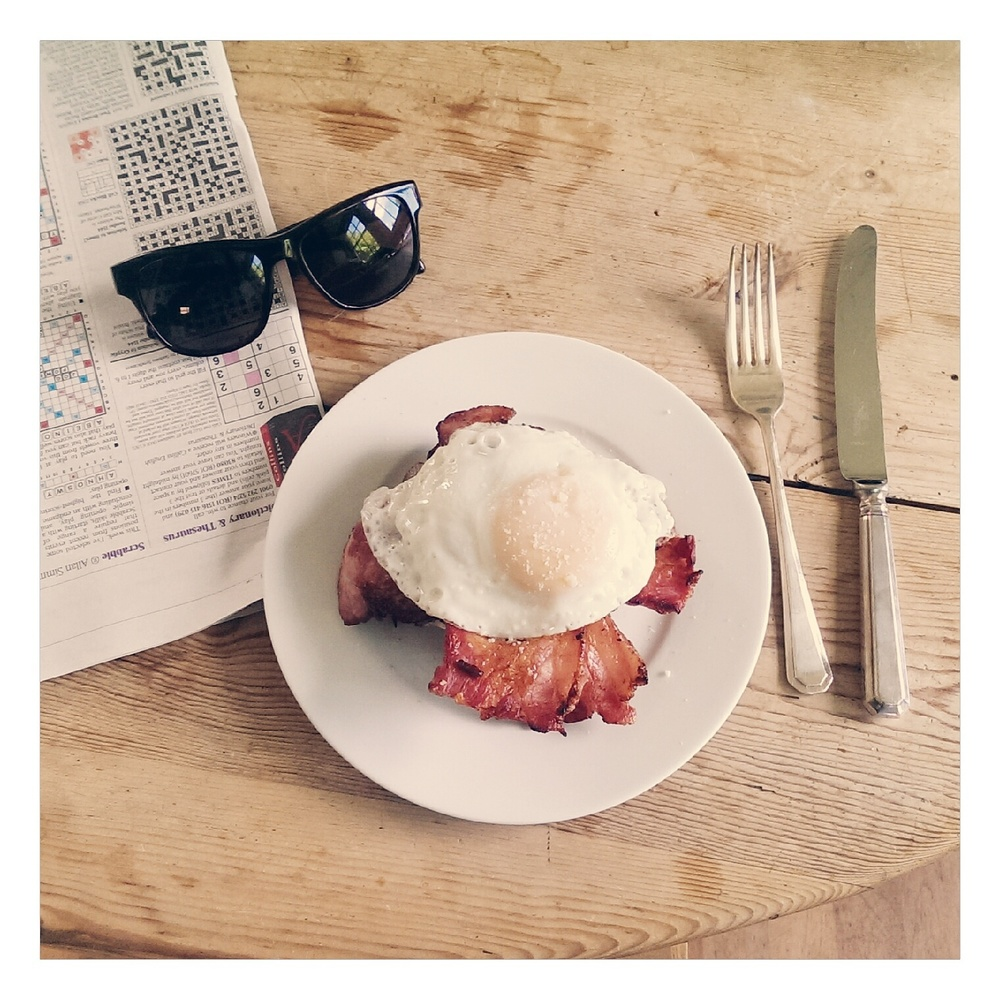 french toast breakfast - rubelle