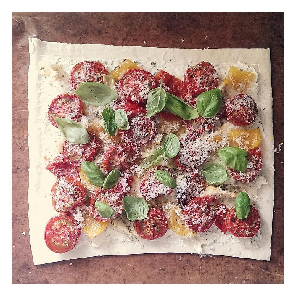 tomato lunch rubelle