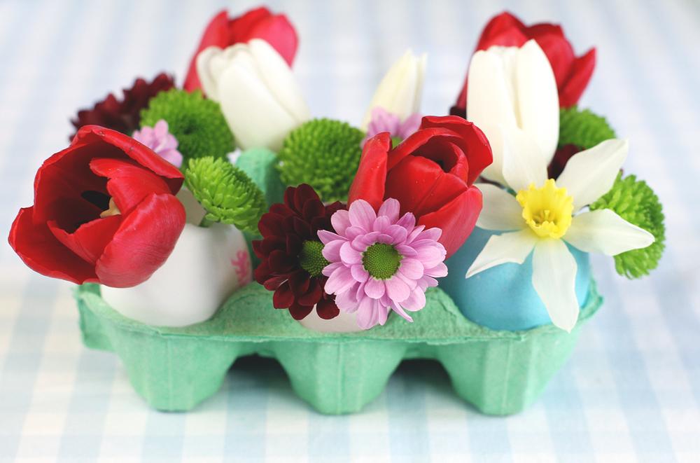 Rubelle || Easter Egg Flowers