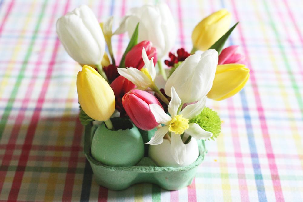 Rubelle    Easter Egg Flowers