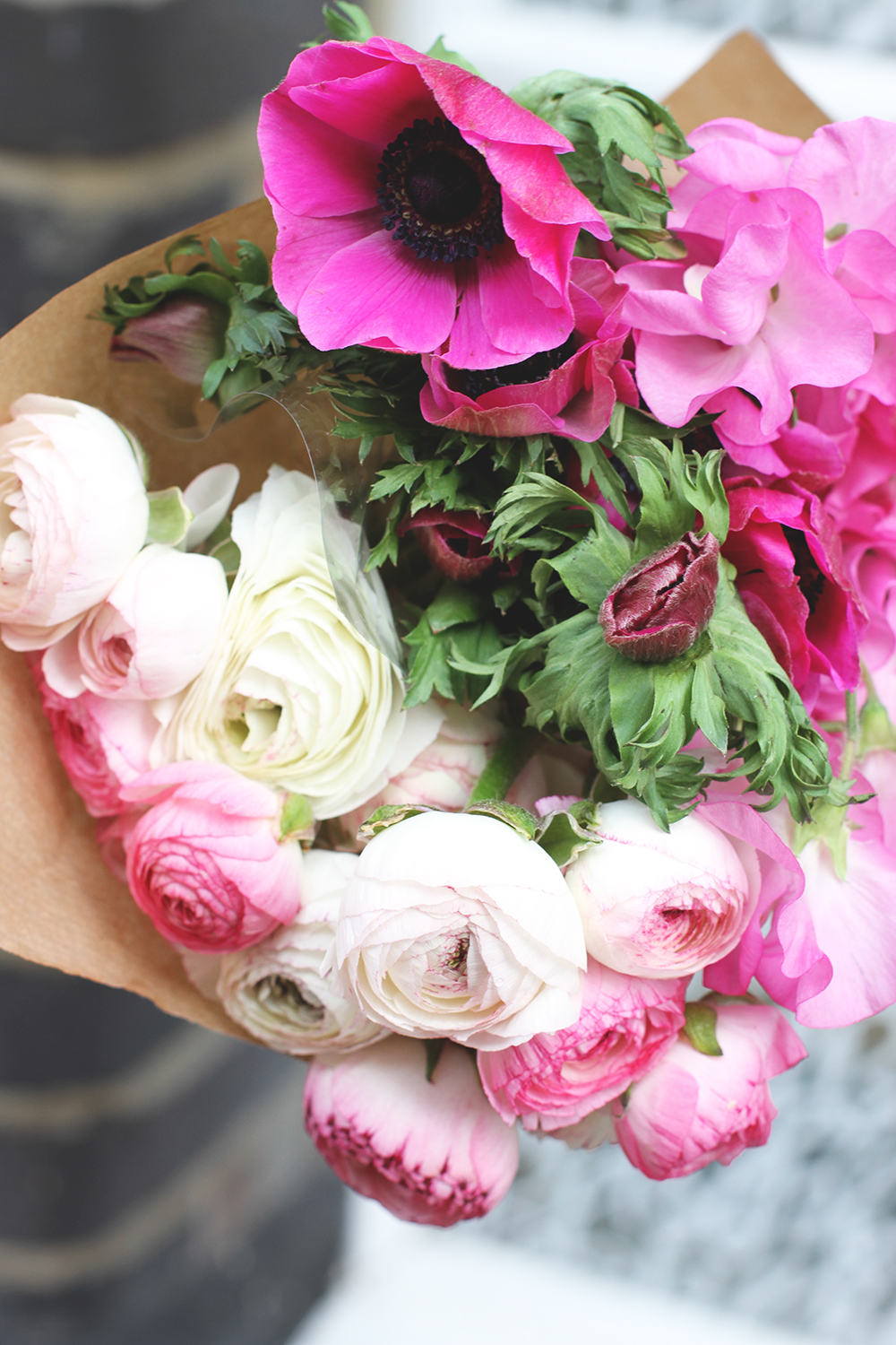 Rubelle || Columbia Road Flower Market