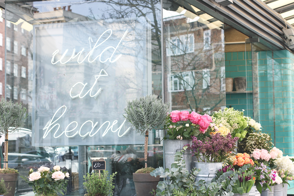 Rubelle || 5 things Notting Hill, London