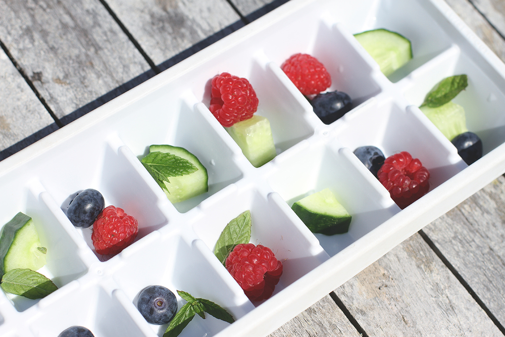 Rubelle || Fruity Ice Cubes