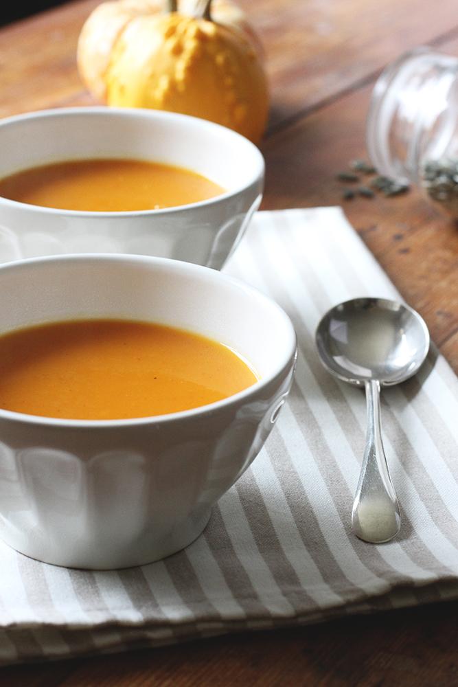 Rubelle || Pumpkin Soup