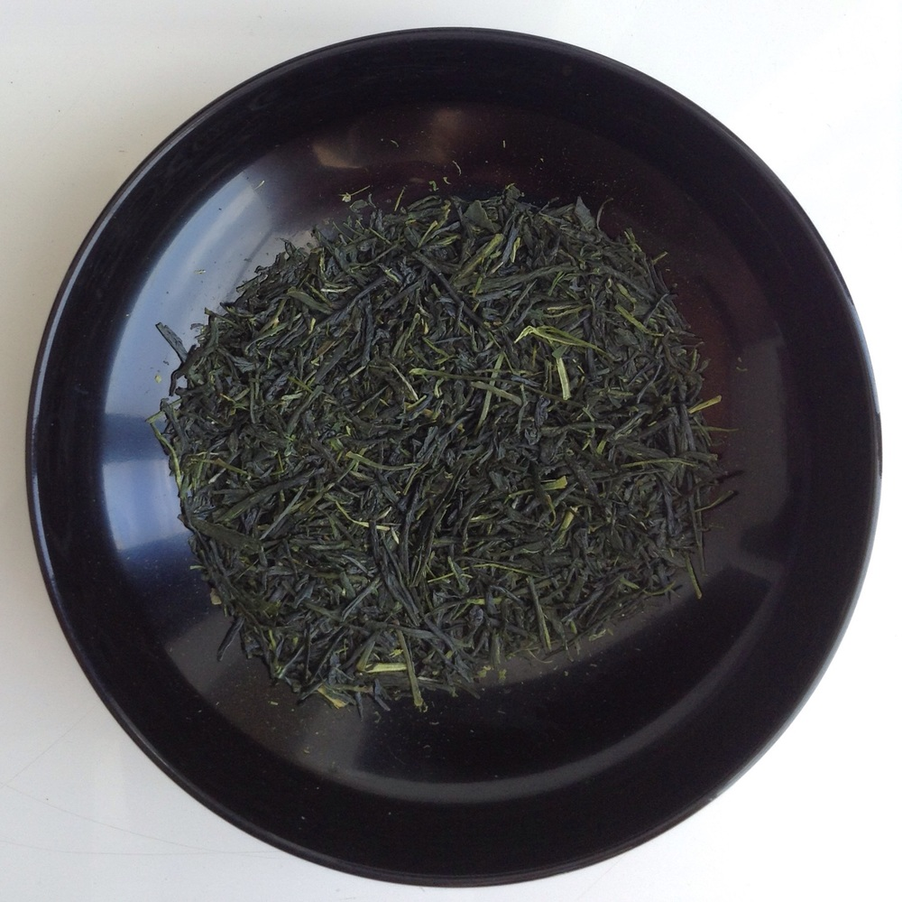 Loose leaf new green tea-新茶 from Miyazaki prefecture