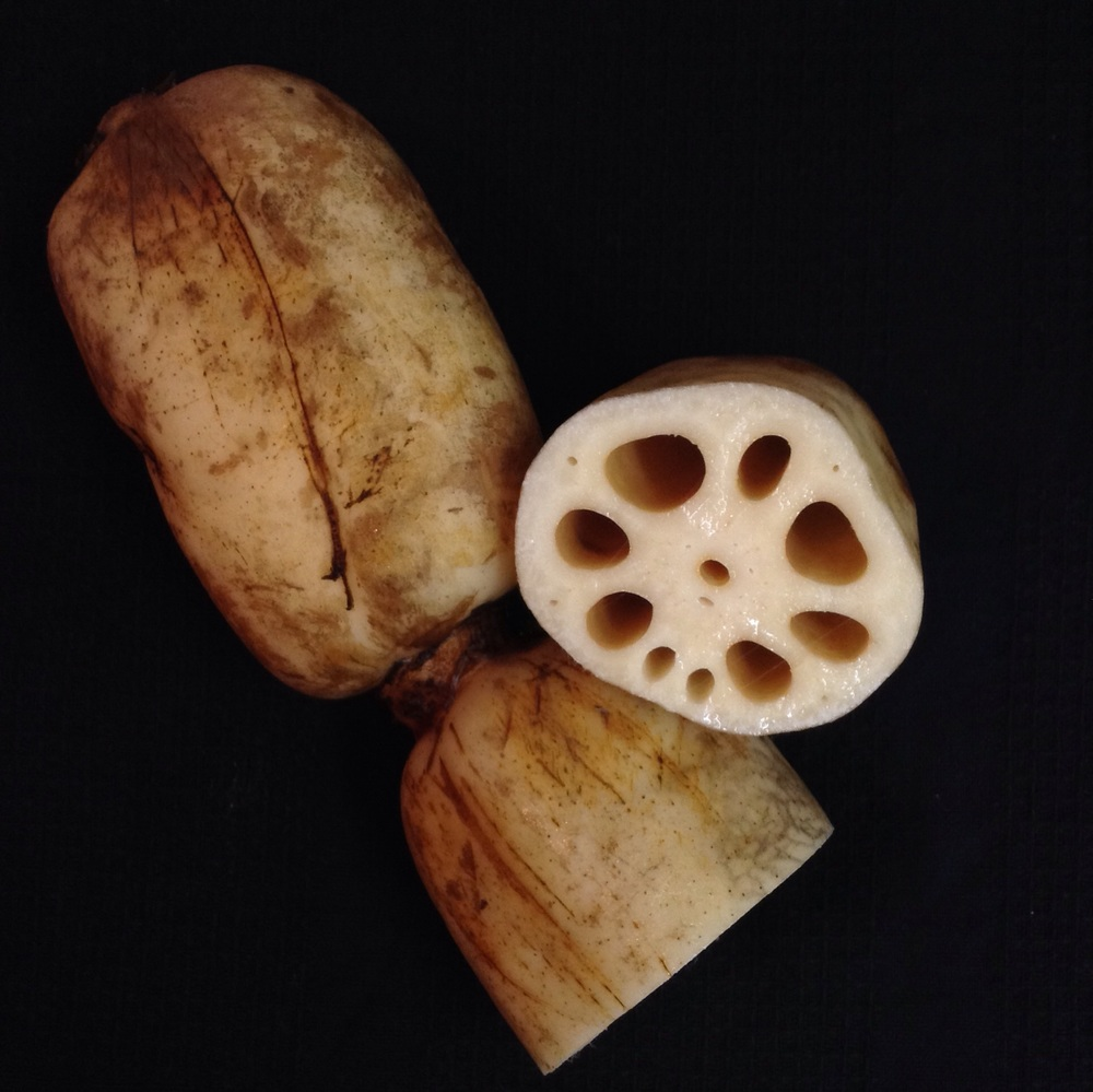Lotus root, raw