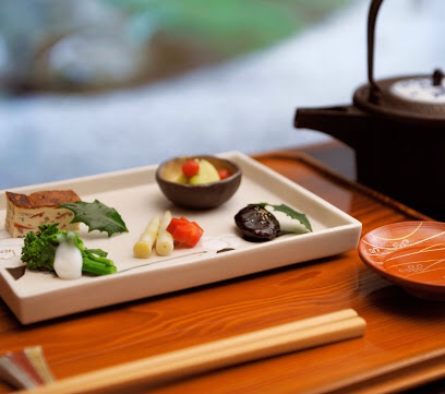 Example of seasonal dish served at Daigo (from Daigo wesite)