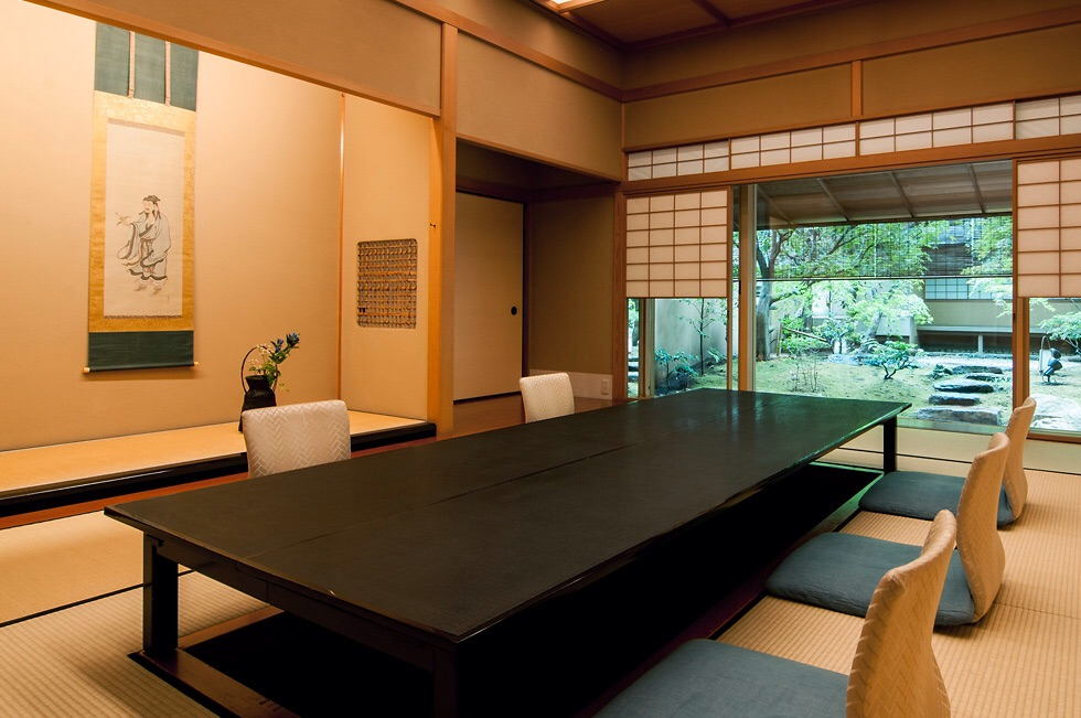 Individual dining room at Daigo (from Daigo website)