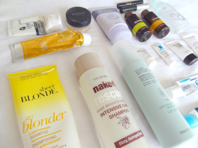 Empties Blog Post No.5 - Used and Reviewed Products