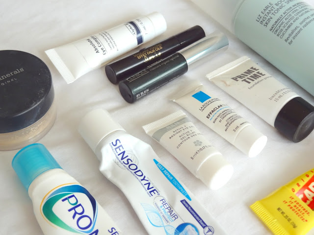 Empties - Used and Reviewed Skincare and Beauty Products