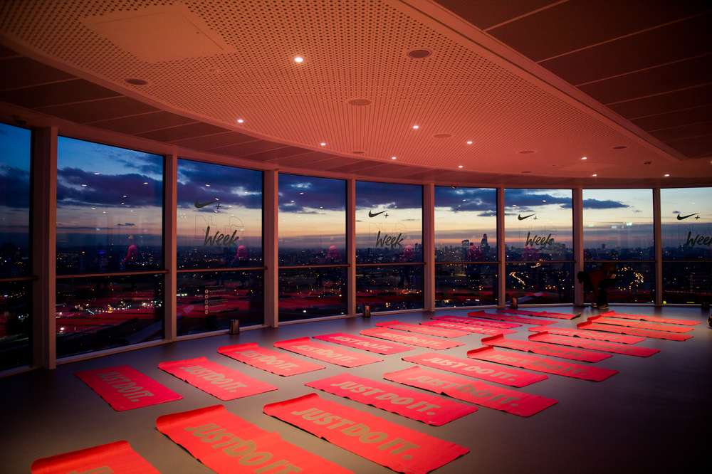 Nike Training Club Week The Orbit Yoga Just Do It