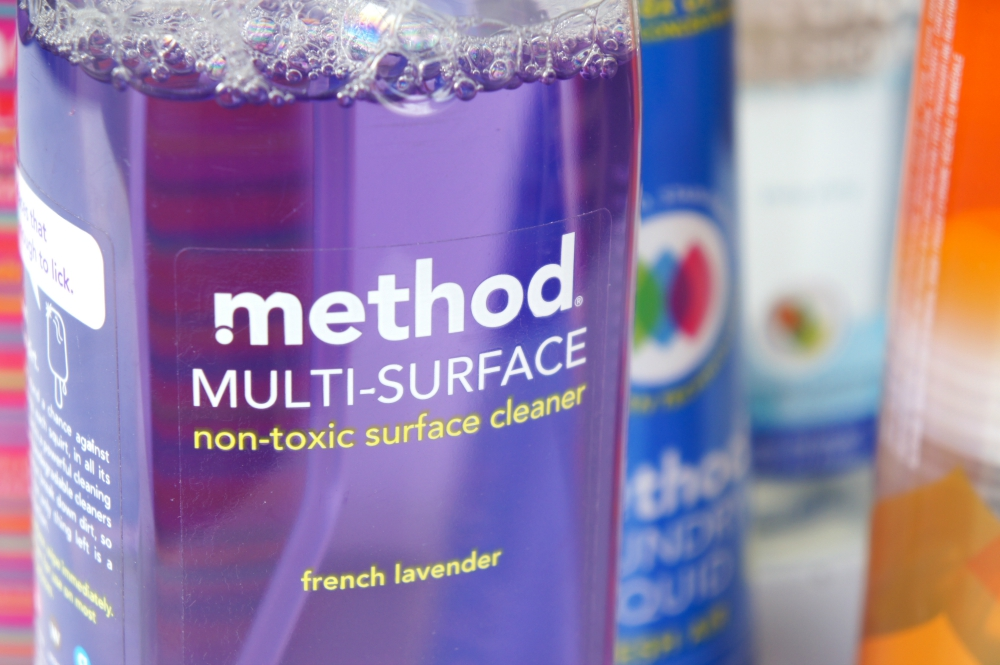 Method Cleaning Brand Detox
