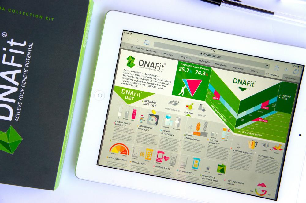 DNAFIt-Test-Results