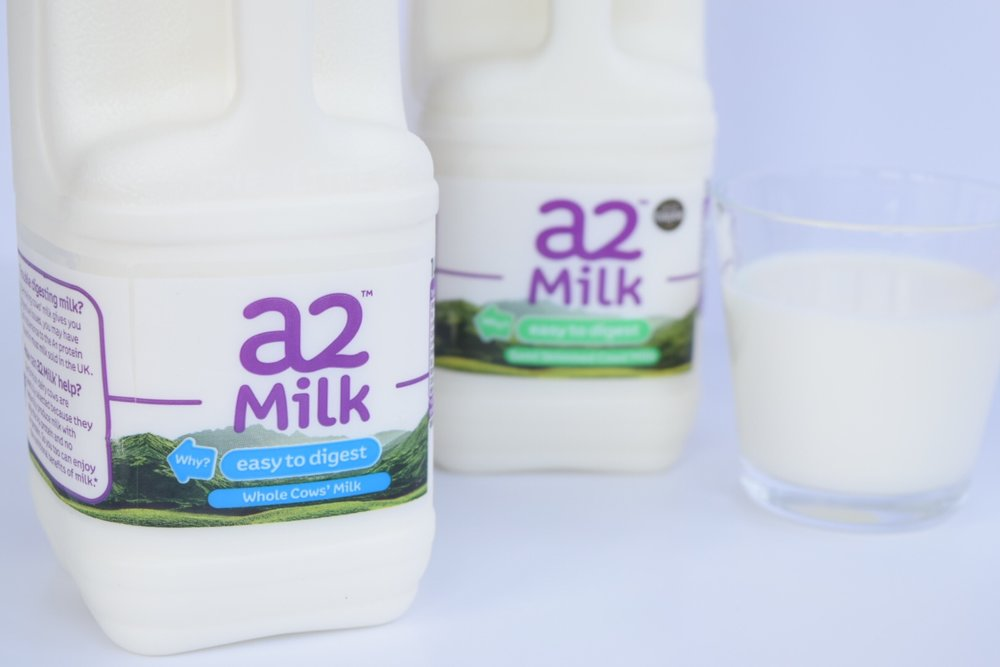 Understanding Dairy Intolerance + the A2 Milk Protein