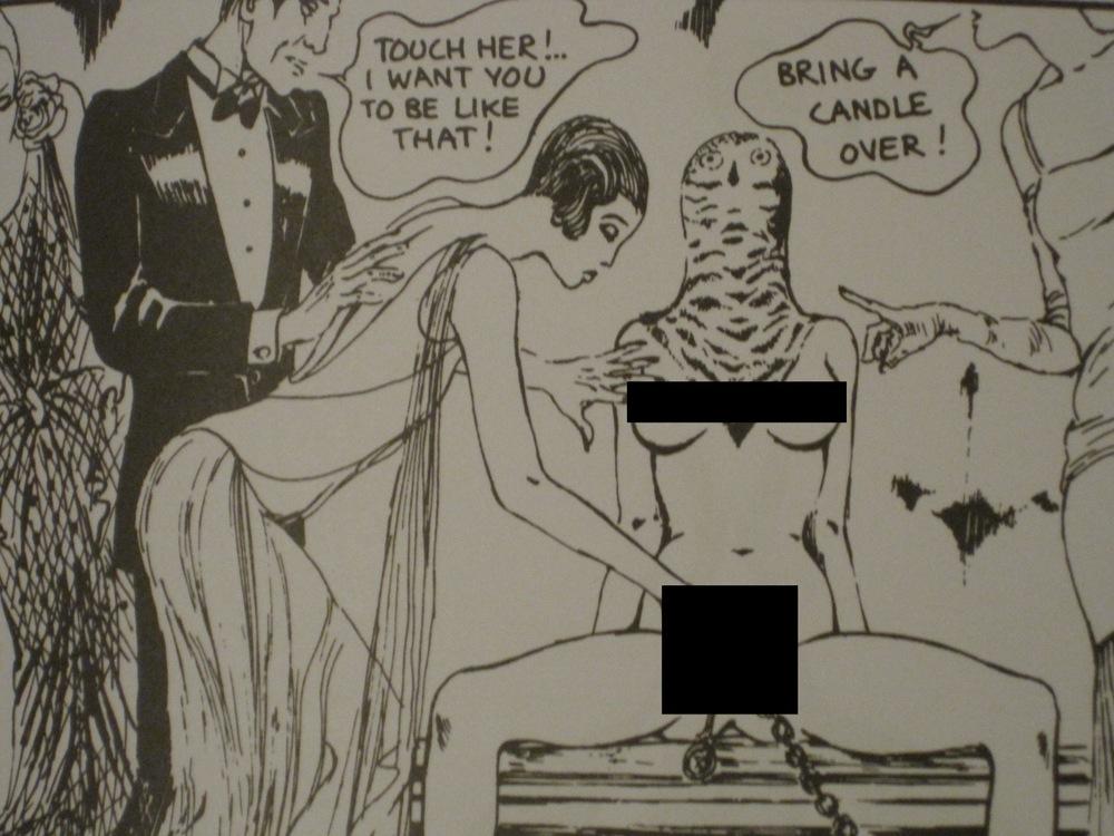 Free erotic stories kristen illustrated