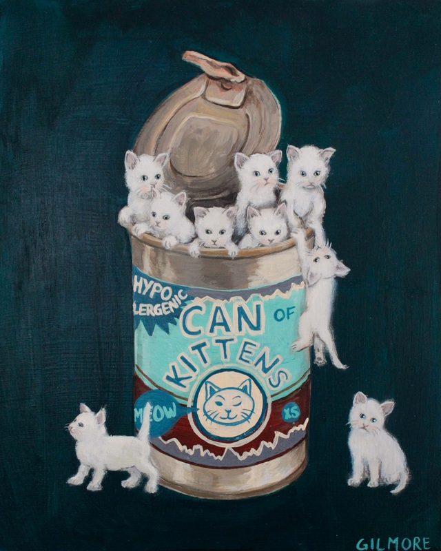 Kittens in a Can