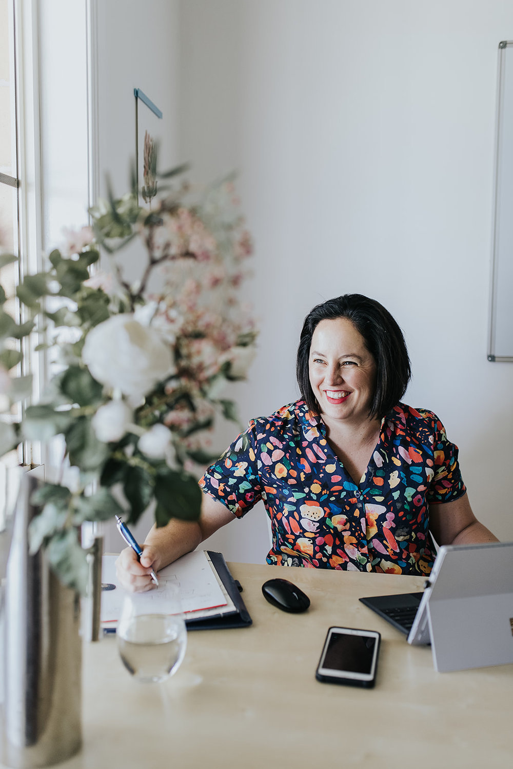 """It has been a revelation having you as part of my team. I feel so confident in my clothes and actually enjoy getting dressed in the morning! A big change. It is awesome knowing you are there to support me when I need to make styling decisions.""  Nicky Grummitt, Grevillea Law"
