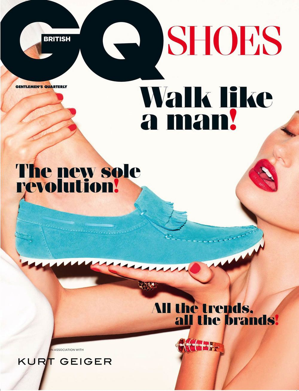 GQ UK Shoes