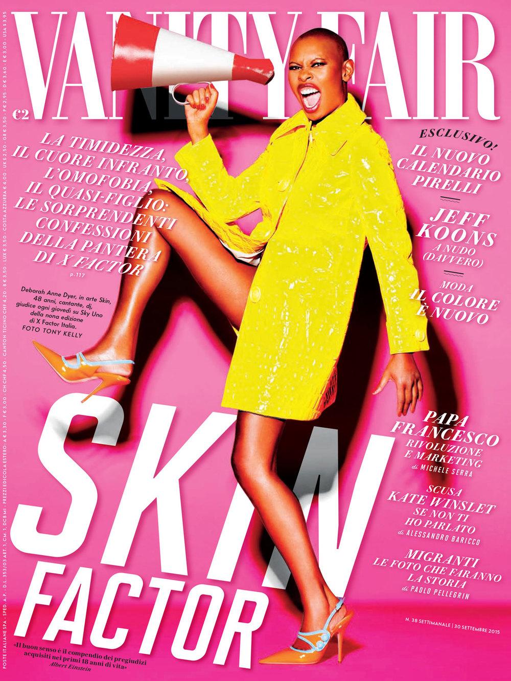 Vanity Fair Italia - Skin