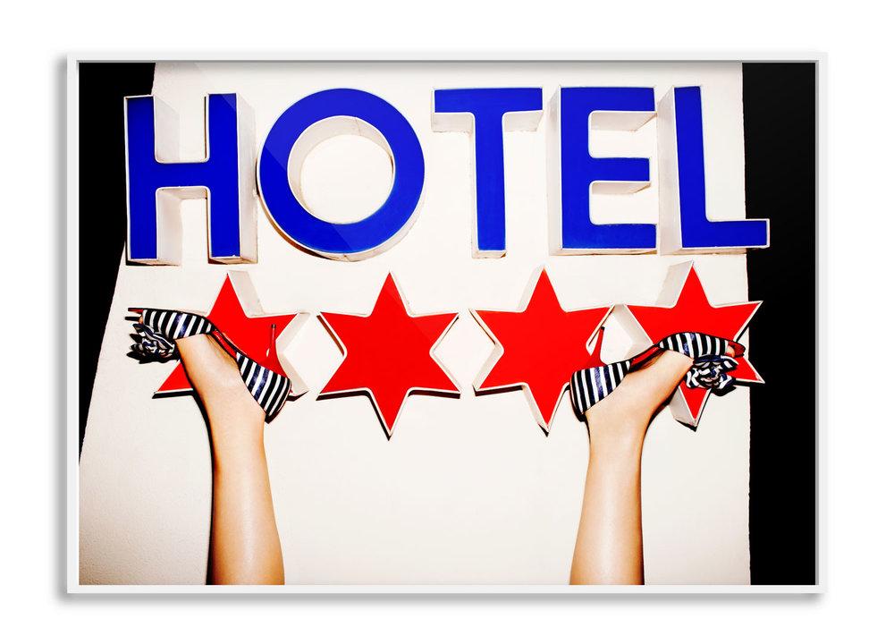 Hotel, Lloret de Mar 2009