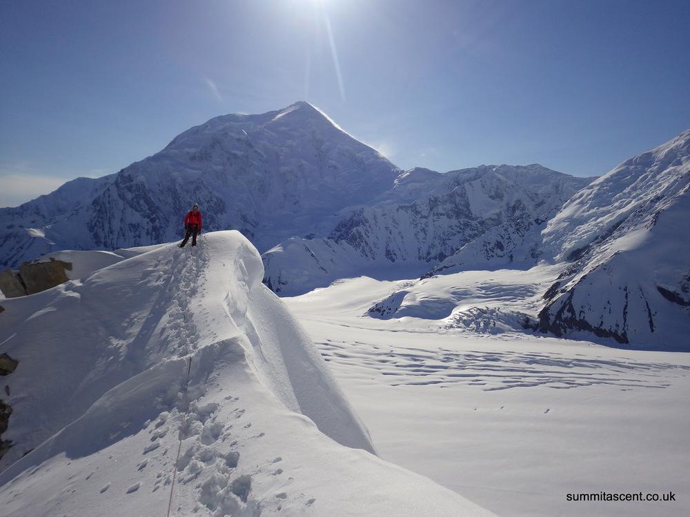 South West Ridge, Mount Frances, Alaska