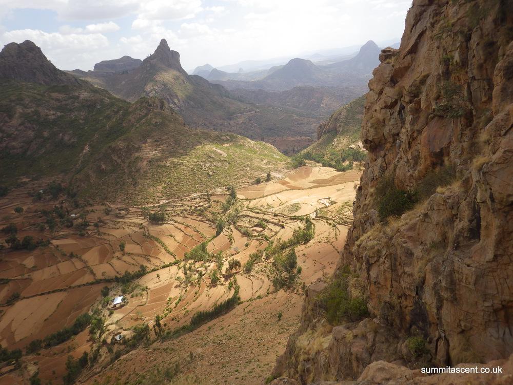 The Guns of Ye Ha, Adwa Mountains, Ethiopia