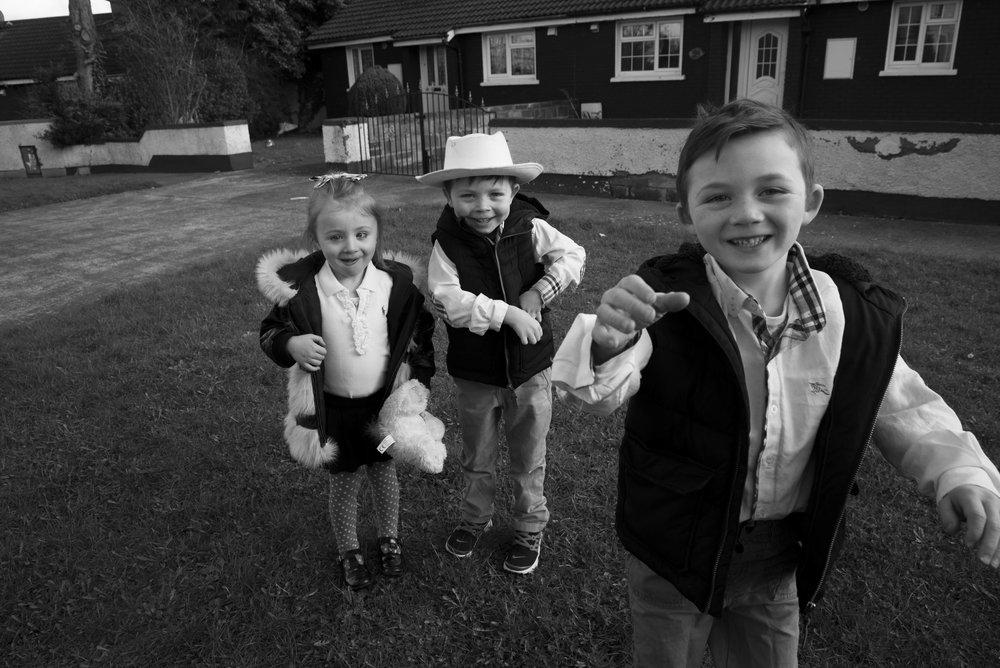 BALLYOGAN KIDS