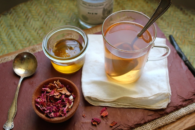 Rose Cardamom Toddy from Sprig and Spirit.JPG