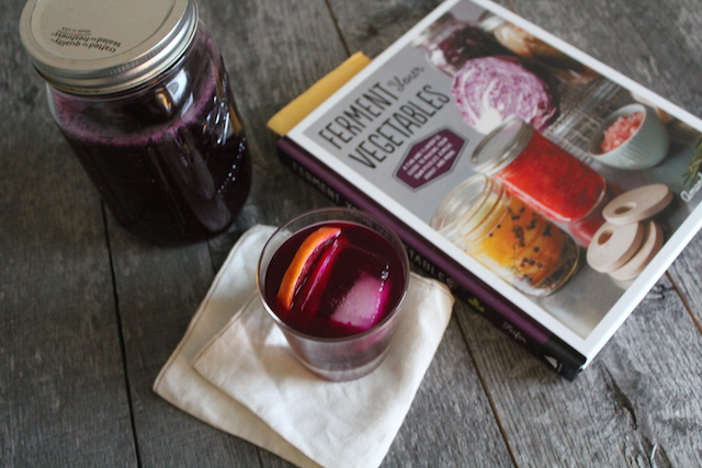 Ferment Your Vegetables Beet Kvass Cocktail
