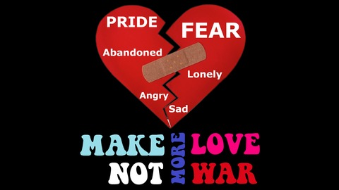 - Make More Love Not War: Coping Skills for Trauma and Anxiety