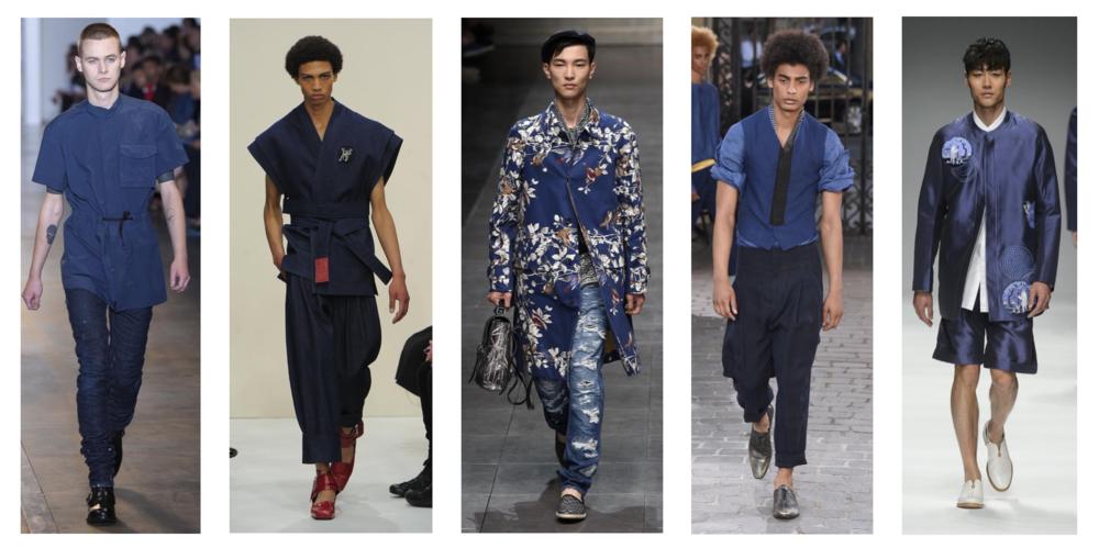 Zeng Fengfei / Dolce & Gabbana / Haider Ackermann / J W Anderson / Diesel Black Gold