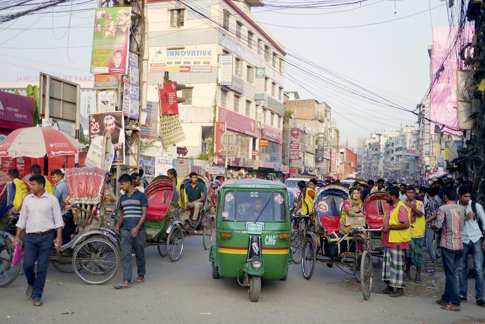 Dhaka, Bangladesh, photo by Sadia Rafique