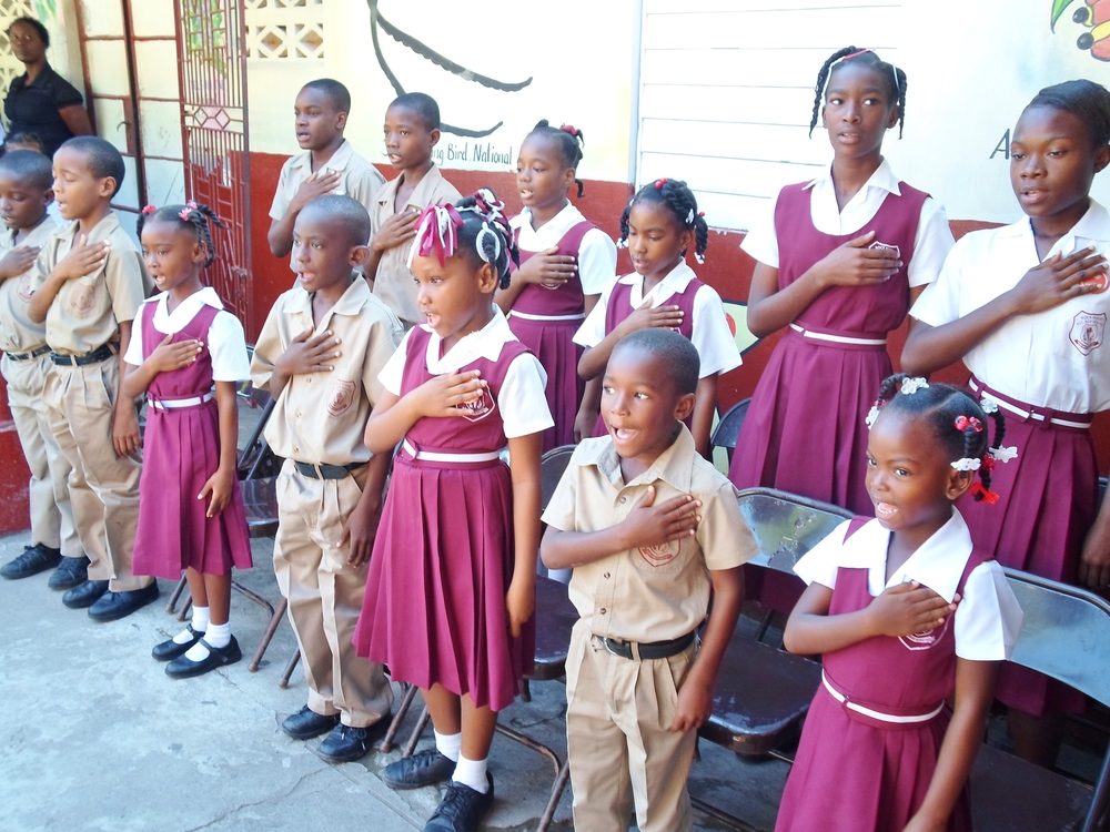 Enhancing the lives of children in Clarendon