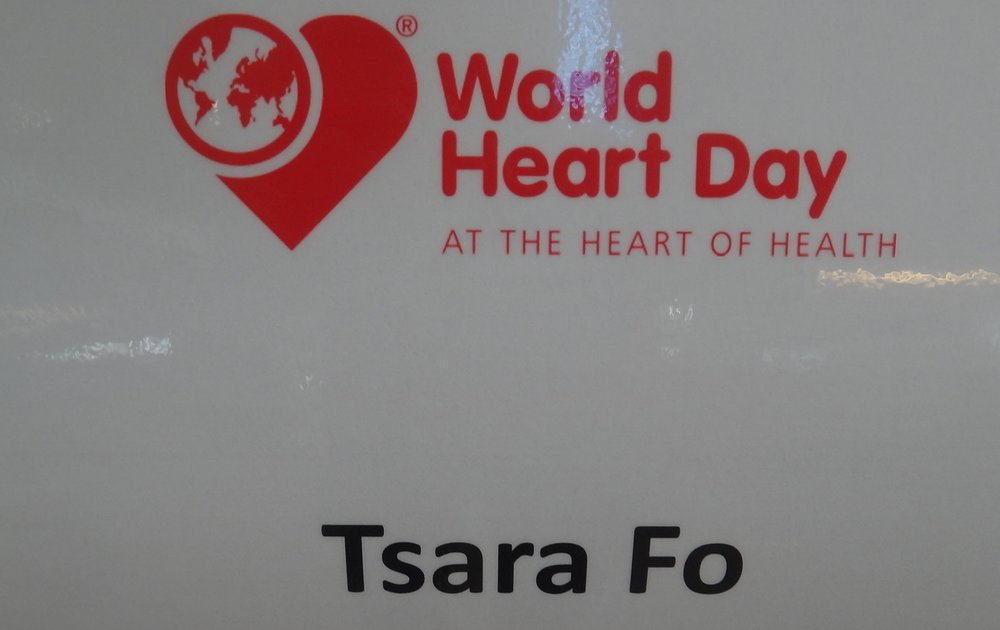 World Heart Day 29.09.2016 à l'hôpital Robert Schuman Kirchberg
