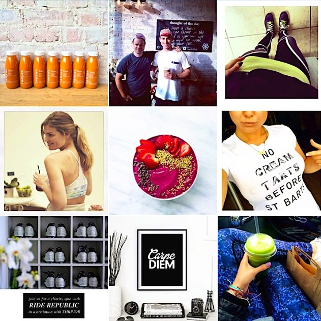 10 Fitness Instagrams to Follow NOW | Bellini Bootcamp
