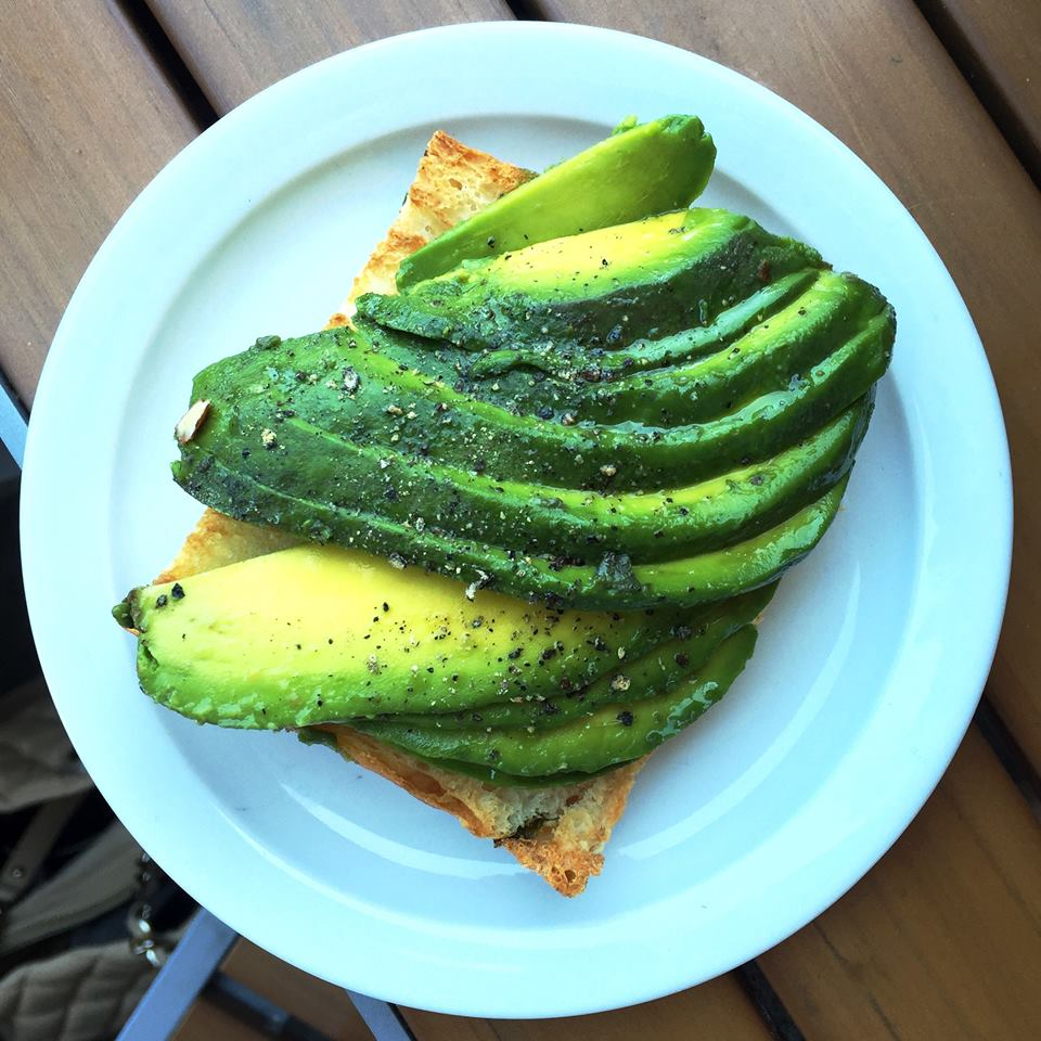 7 Places to Score Avocado Toast in San Francisco | Bellini Bootcamp