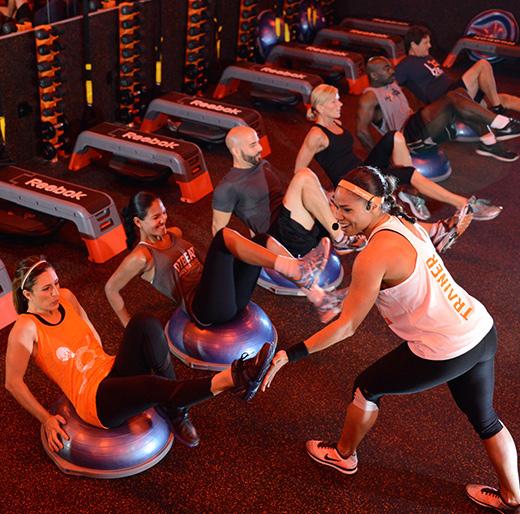 Photo: OrangeTheory Fitness