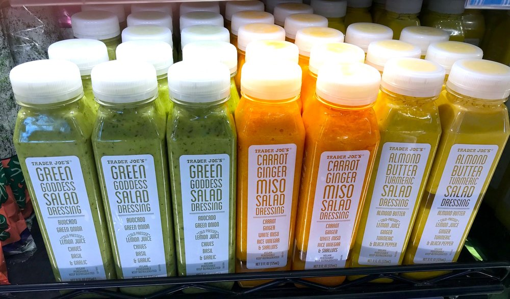 Healthy Foods at Trader Joe's | Bellini Bootcamp
