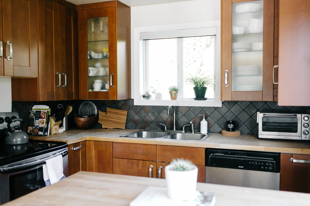 gina paulson seattle home tour kitchen